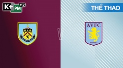 Burnley - Aston Villa (H1) Premier League 2020/21: Vòng 20