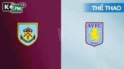 Burnley - Aston Villa (H1) Premier League 2020/21: Vòng 20