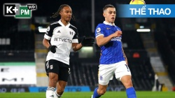 Brighton - Fulham (H2) Premier League 2020/21: Vòng 20