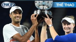 Australian Open Tennis 2021: Best Matches Of The Day Mixed Doubles Final