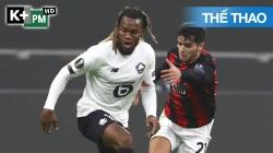 AC Milan - Crvena Zvezda (H2) Europa League 2020/21: Lượt Về Vòng 1/16