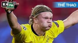 Sevilla - Dortmund (H2) Champions League 2020/21: Lượt Đi Vòng 1/8