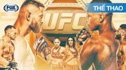 UFC 259 Countdown
