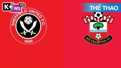 Sheffield Utd - Southampton (H1) Premier League 2020/21: Vòng 27