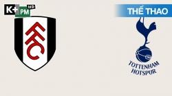 Fulham - Tottenham (H1) Premier League 2020/21: Vòng 33