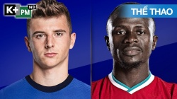 Liverpool - Chelsea (H2) Premier League 2020/21: Vòng 29