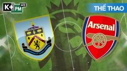 Burnley - Arsenal (H1) Premier League 2020/21: Vòng 27