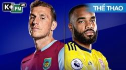 Burnley - Arsenal (H2) Premier League 2020/21: Vòng 27