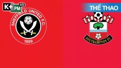 Sheffield Utd - Southampton (H1) Premier League 2020/21: Vòng 27