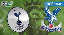 Tottenham - Crystal Palace (H1) Premier League 2020/21: Vòng 27