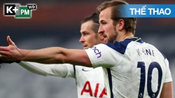 Tottenham - Crystal Palace (H2) Premier League 2020/21: Vòng 27