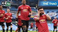 Man City - Man Utd (H2) Premier League 2020/21: Vòng 27