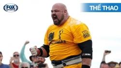 World's Strongest Man 2020