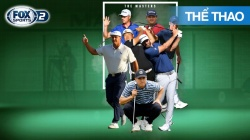 The Masters 2021: Round 4 Highlights
