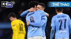 Dortmund - Man City (H2) Champions League 2020/21