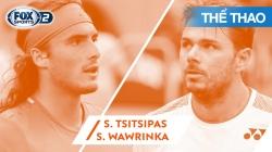 Roland Garros 2019 Classic Matches: Round 4 Wawrinka V Tsitsipas
