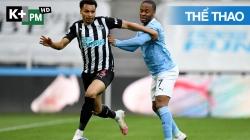 Newcastle - Man City (H1) Premier League 2020/21