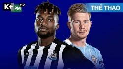 Newcastle - Man City (H2) Premier League 2020/21