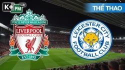 Liverpool - Leicester (H1) Premier League 2020/21: Vòng 9