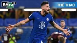 Chelsea - Atl Madrid (H2) Champions League 2020/21: Lượt Về Vòng 1/8