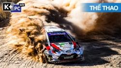 Tổng Hợp WRC Rally Estonia 2021