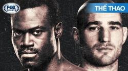 UFC Fight Night: Hall Vs Strickland