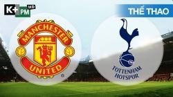 Man Utd - Tottenham (H1) Premier League 2020/21: Vòng 4