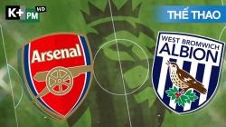 Arsenal - West Brom (H1) Premier League 2020/21