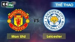 Man Utd - Leicester (H1) Premier League 2020/21