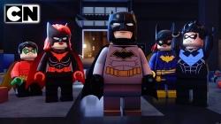 Người Dơi Lego: Vấn Đề Gia Đình