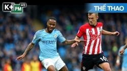 Man City - Southampton (H1) Premier League 2021/22