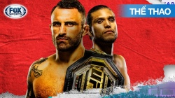 UFC 266 Countdown