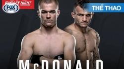 UFC Epics: Mcdonald Vs Lineker
