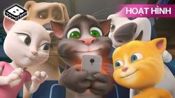 Mèo Tom Biết Nói Và Những Người Bạn