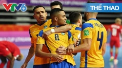 Trực Tiếp Tứ Kết VCK FIFA Futsal World Cup 2021: Morocco vs Brazil