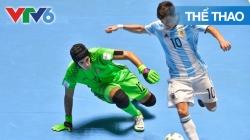 Trực Tiếp Tứ Kết VCK FIFA Futsal World Cup 2021: Nga vs Argentina