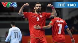 Trực Tiếp Tứ Kết VCK FIFA Futsal World Cup 2021: Iran vs Kazakhstan