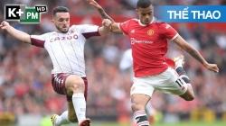 Man Utd - Aston villa (H1) Premier League 2020/21