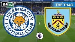Leicester - Burnley (H1) Premier League 2021/22