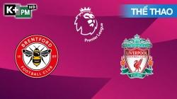 Brentford - Liverpool (H1) Premier League 2021/22