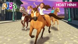 Chú Ngựa Spirit: Tự Do Rong Ruổi (Phần 1 - Tập 5)