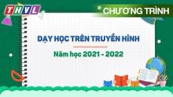 Dạy Học Truyền Hình: Tiếng Việt 1
