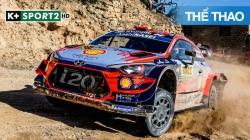 Tổng Hợp WRC Rally RACC Catalunya - Rally De Espana 2021
