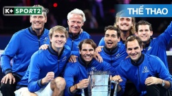 Tổng Hợp Laver Cup 2021