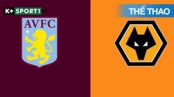 Aston Villa - Wolves (H1) Premier League 2021/22