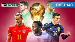 Tổng Hợp Vòng Loại World Cup 2022 Khu Vực Châu Âu