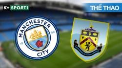 Man City - Burnley (H1) Premier League 2021/22