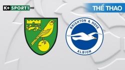 Norwich - Brighton (H1) Premier League 2021/22