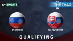 Nga - Slovakia (H1) Vòng Loại World Cup 2022 Khu Vực Châu Âu