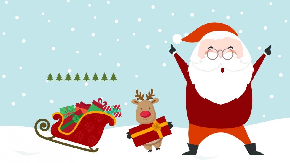 Những Bài Hát Giáng Sinh Cho Bé